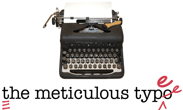 The Meticulous Type